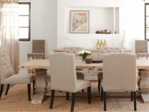 ideas para decorar un saln comedor rectangular